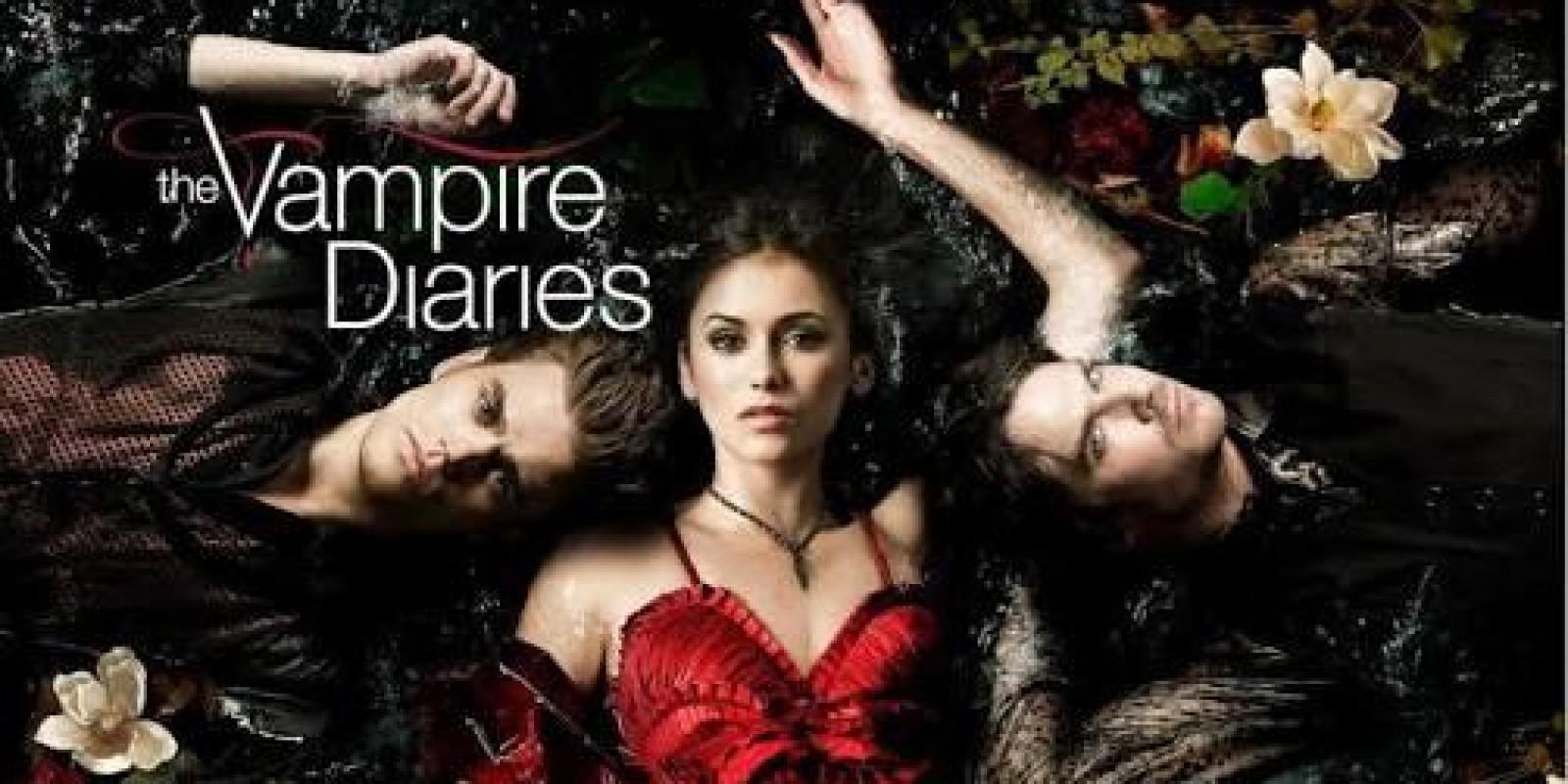 [Diários de Um Vampiro: Livros x Séries]