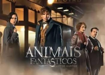 [Filme: Animais fantásticos e...]