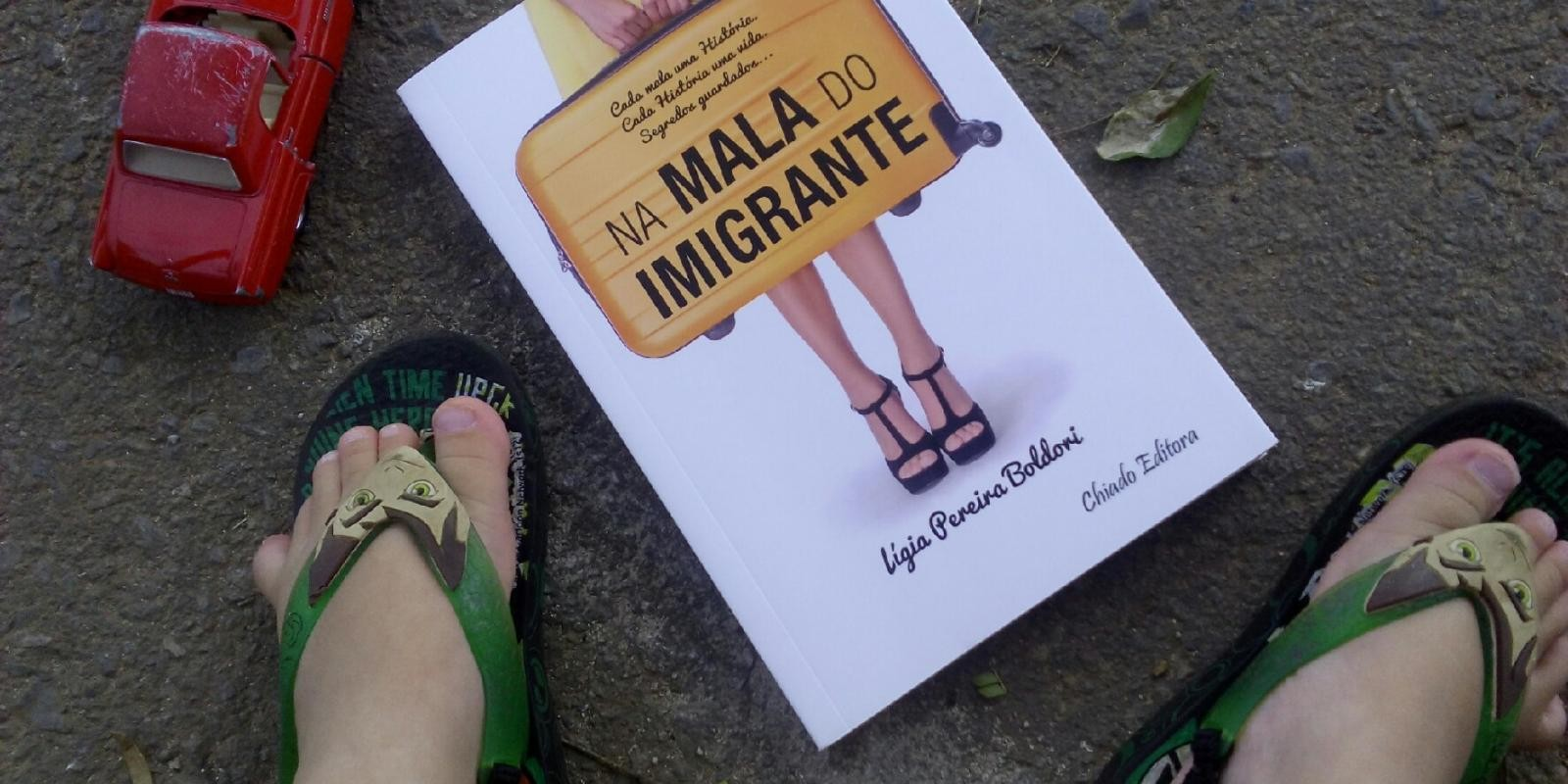 [Na mala do imigrante]