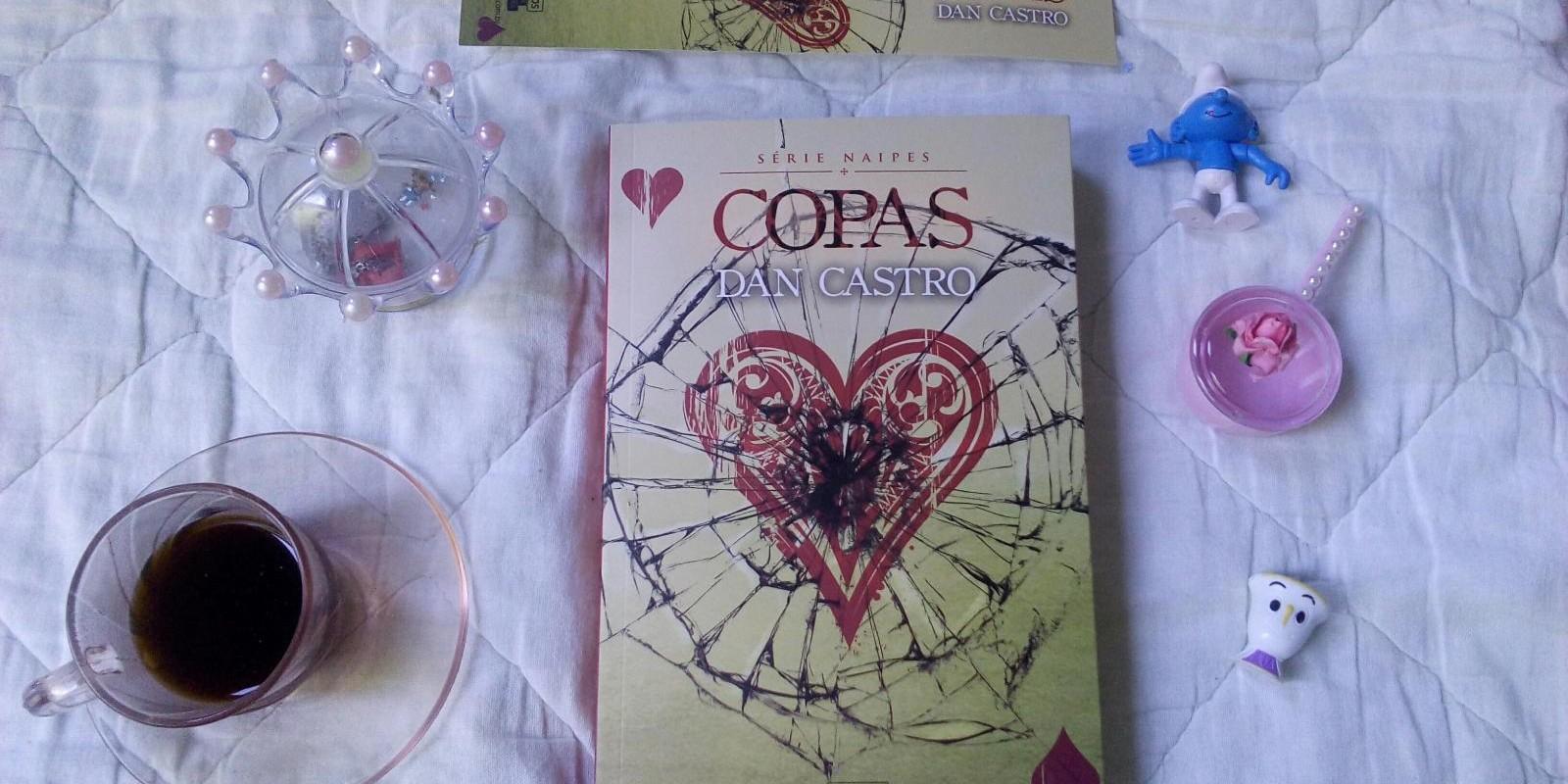 [Serie Naipes : Copas - Dan Castro ]