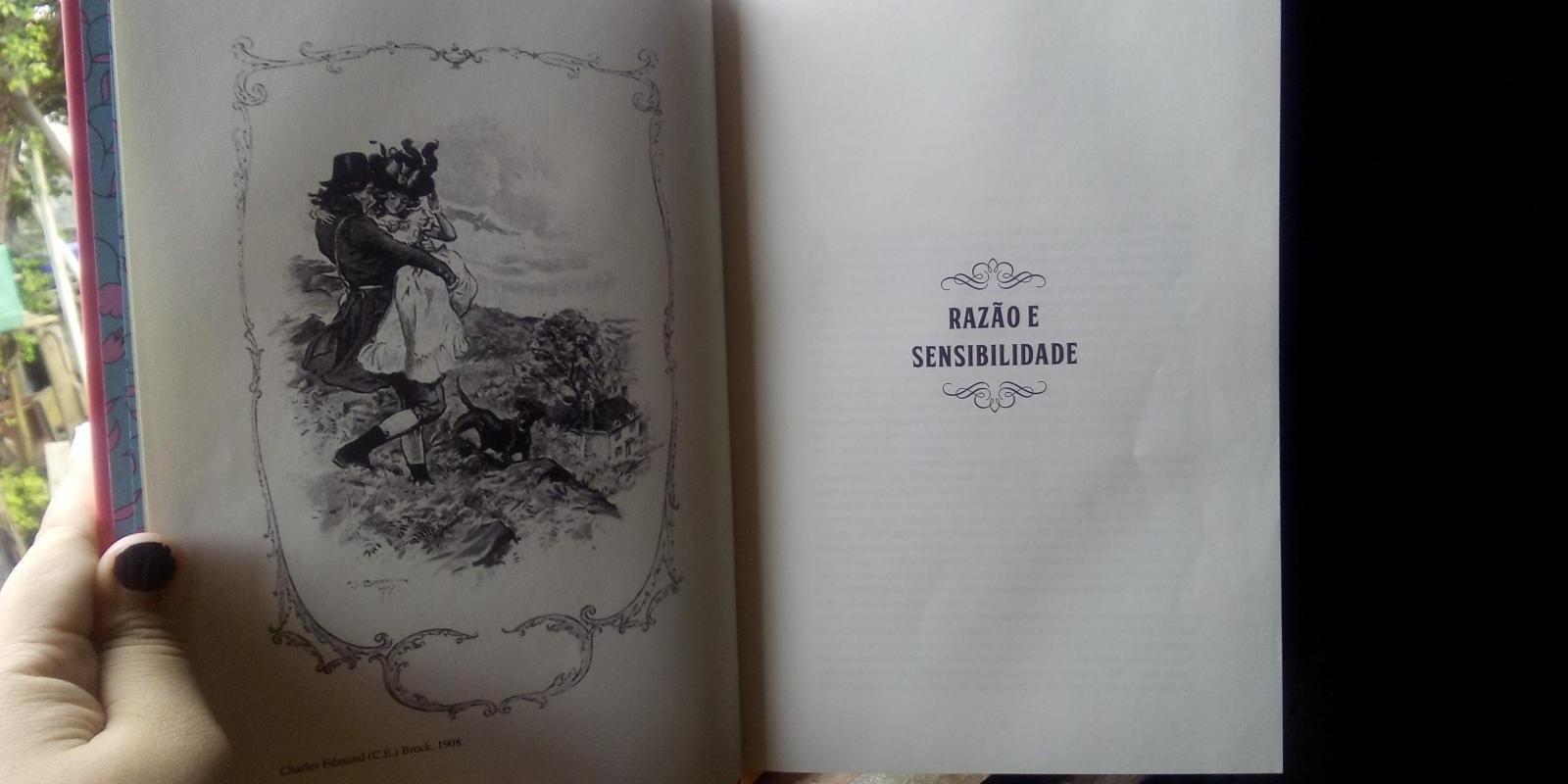 [Resenha: Razão e Sensibilidade - Jane Austen]