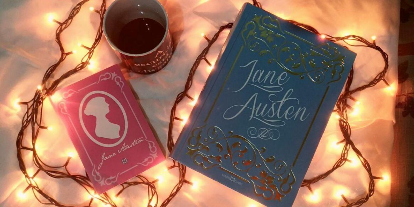 [Resenha: Mansfield Park/ Emma / A abadia de Northanger - Jane Austen]