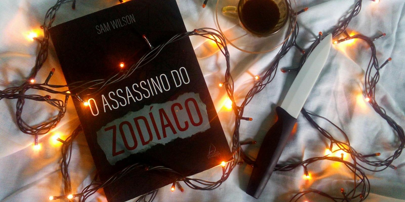 [Resenha: O ASSASSINO DO ZODÍACO - SAM WILSON]