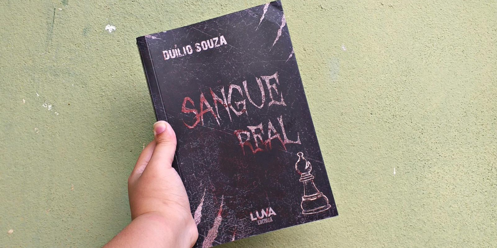[SANGUE REAL - Duílio Souza]
