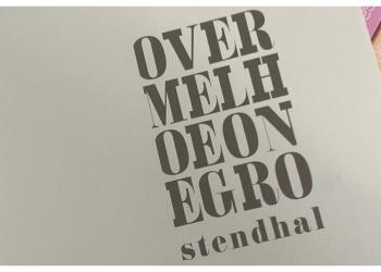 [O VERMELHO E O...]