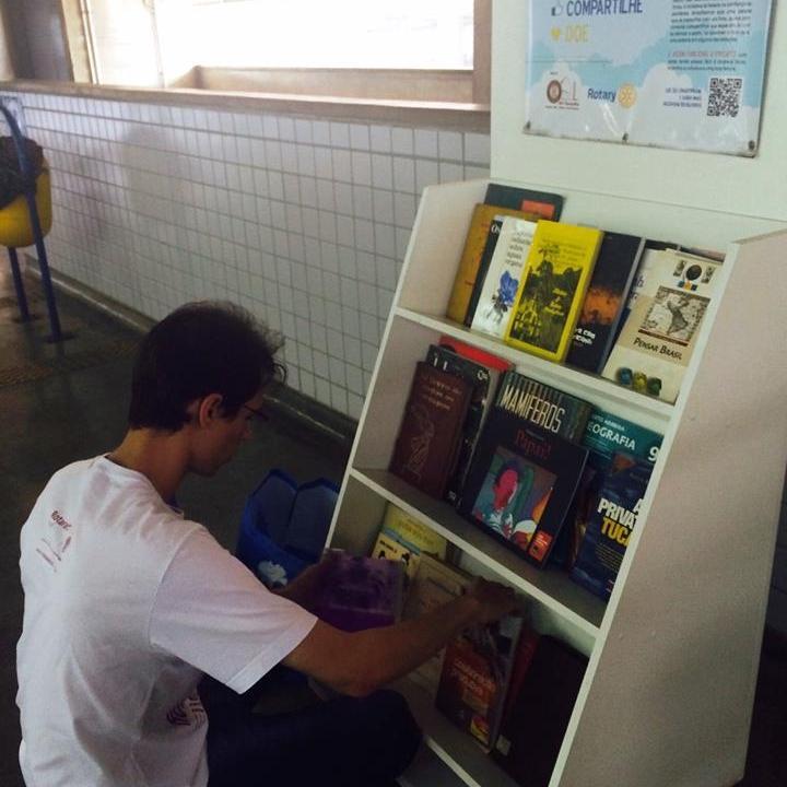 Projeto Rota Livros