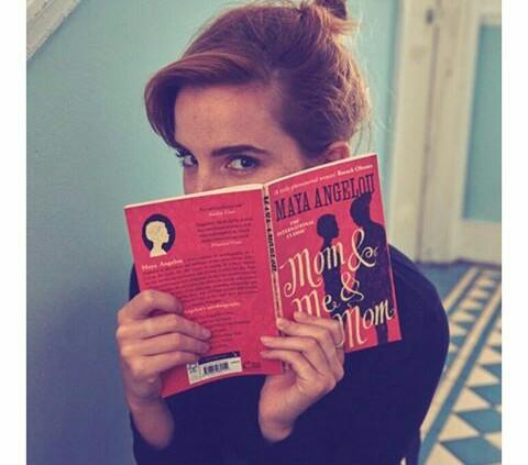 Emma Watson escondeu 100 livros feministas no metrô de Londres
