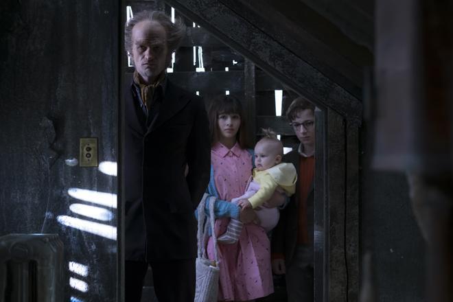 Trailer de Desventuras Em Série mostra Conde Olaf e os órfãos