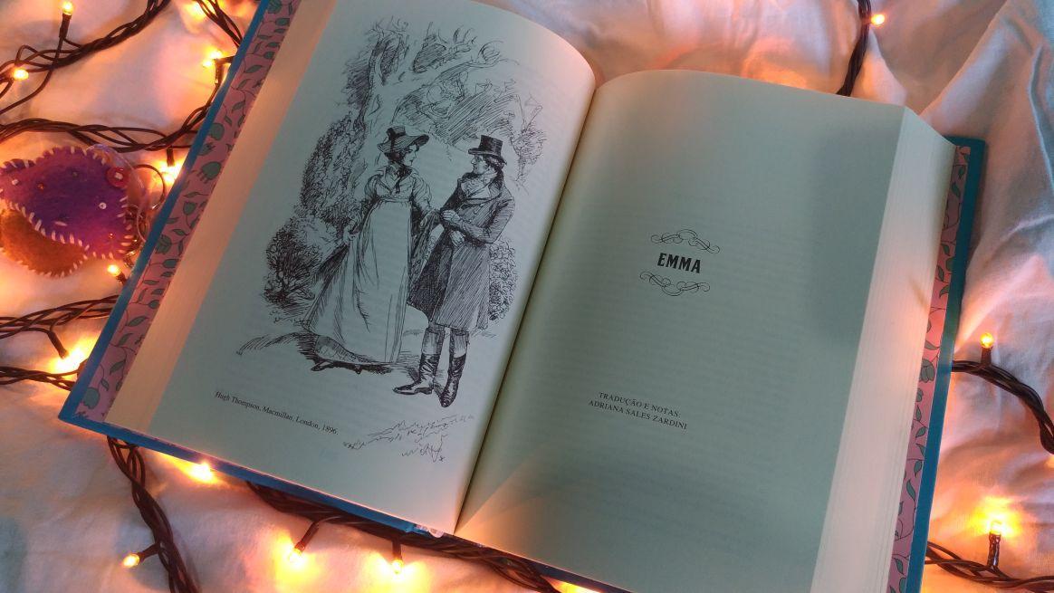 Resenha: Mansfield Park/ Emma / A abadia de Northanger - Jane Austen